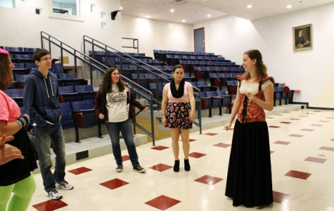 GHS sets the stage for a new theater program