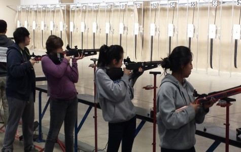 Rifle team on target for twelfth year straight
