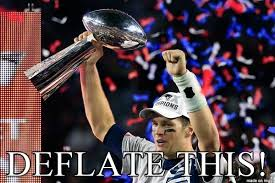 Opinion: Deflate this