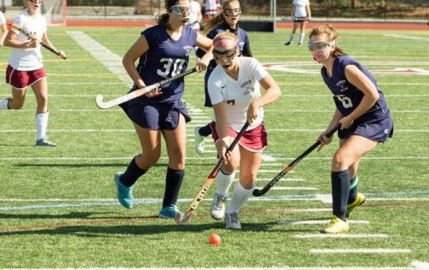 Field hockey season ends in second round of tournament