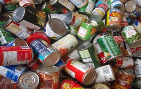 Food drive begins this week