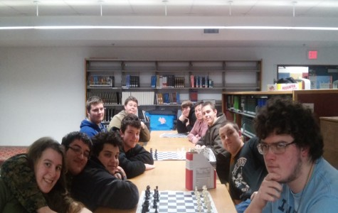 Check out the GHS chess team