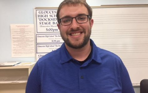 GHS welcomes Daniel Fleury as new music director