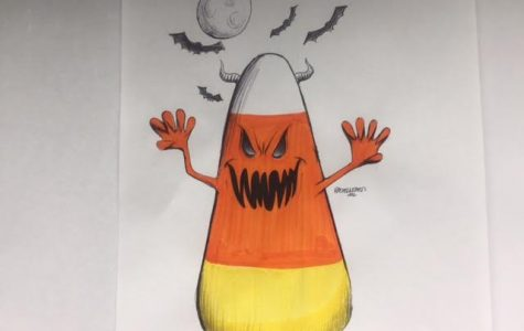Candy corn: the real horror of Halloween