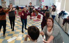 BTC workshop shakes up Shakespeare