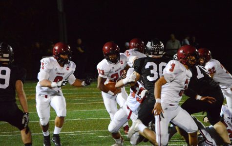 Football falls to undefeated Marblehead