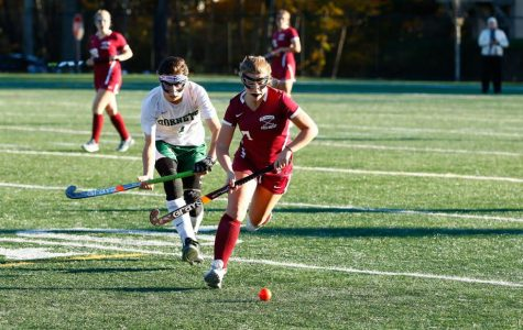 Field hockey advances to semifinals, upsets undefeated Manchester-Essex