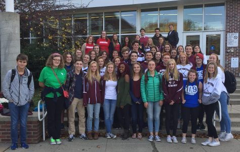 NEMASC and GHS student council stress leadership and community service