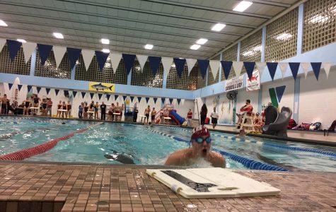 Swim team shows promise for upcoming season