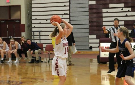 Girls basketball taken down by Swampscott