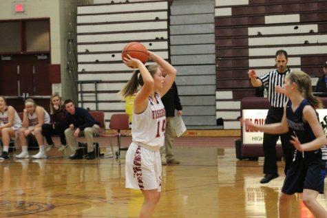 Girls basketball taken down by Swampscott