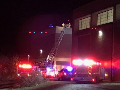 O'Maley evacuated due to fire