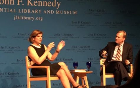 Political journalists inspire GHS students at JFK Library