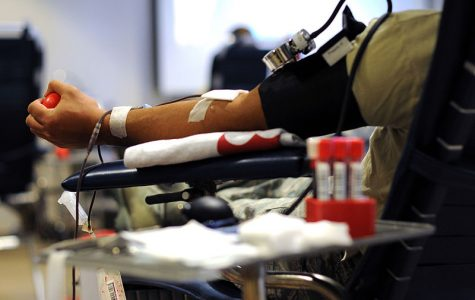 "Don't ""B negative,"" donate blood"