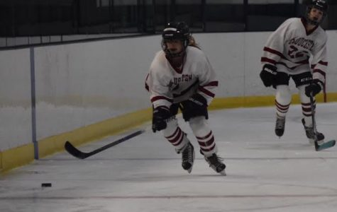 Girls hockey wins first game in 9 years