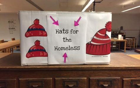 Hats for the Homeless brings warmth for those in need