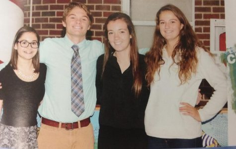 New student council elected