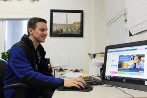 Mike Vaiarella explores the College Board website