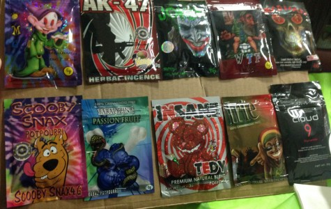 Synthetic marijuana packaging targets youth