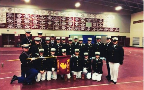 600 cadet drill meet attracts the best of the best