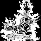 Knight falls on a pawnishing chess season.