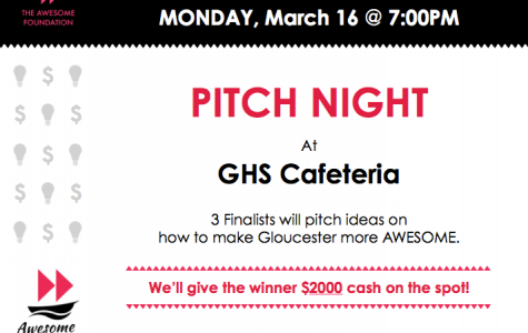 Finalists compete for perfect pitch