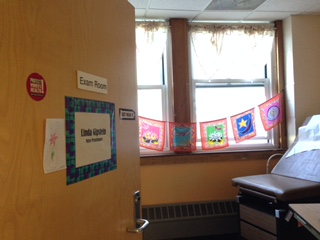 The student based health center in room 1214