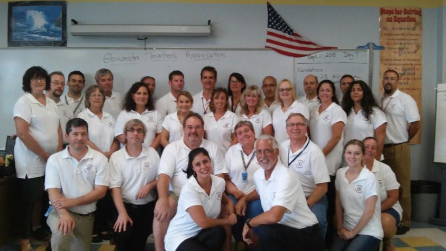 Teachers+wear+GTA+polo+shirts+to+show+solidarity