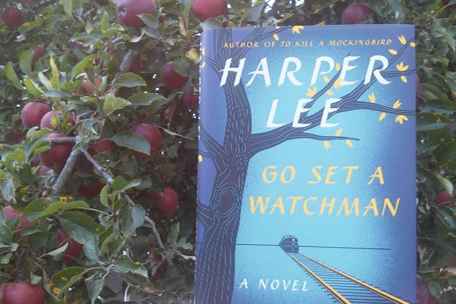 The+much+anticipated+novel+Go+Set+A+Watchman+by+Harper+Lee+was+published+July+14th%2C+2015