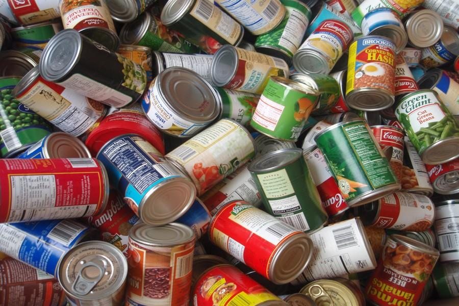 Food drive benefits Open Door
