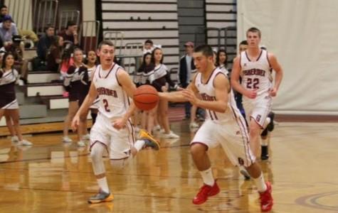 Boys basketball makes tournament