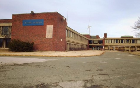 Fuller School sits empty eight years after close