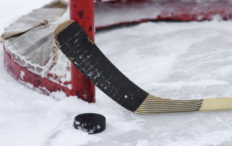 Hockey team shuts out Winthrop
