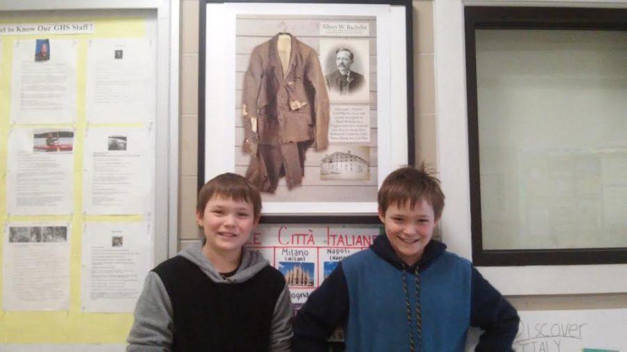 Sixth+graders+lead+restoration+effort