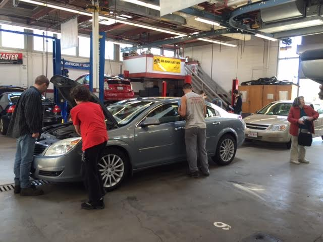 Auto shop services seniors and veterans