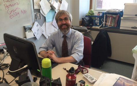 English teacher James Cook announced as principal