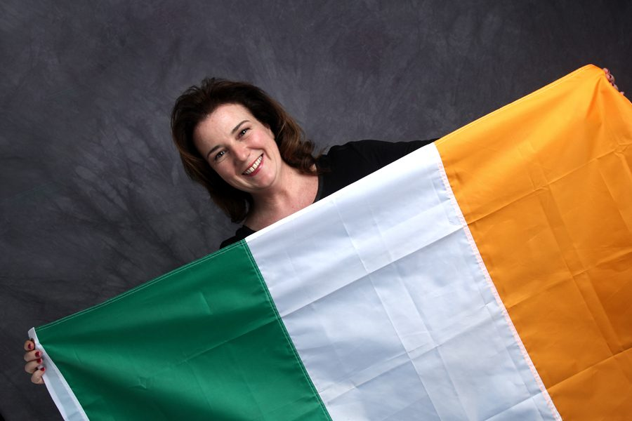 English teacher Mary Kate Canavan  will attend National University of Ireland for a year
