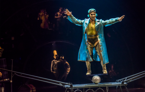 "Cirque du Soleil brings ""Kuriosity"" to a new level"