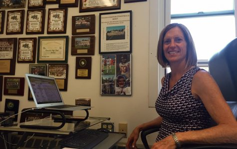 Former Olympic coach becomes new Athletic Director