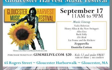Gloucester Harvest Music Festival to benefit Addison Gilbert