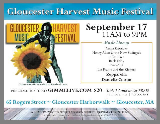 Gloucester+Harvest+Music+Festival+to+benefit+Addison+Gilbert