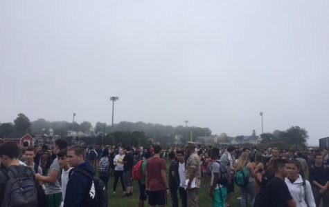 GHS evacuated after bomb threat