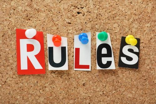 New rules for the new year