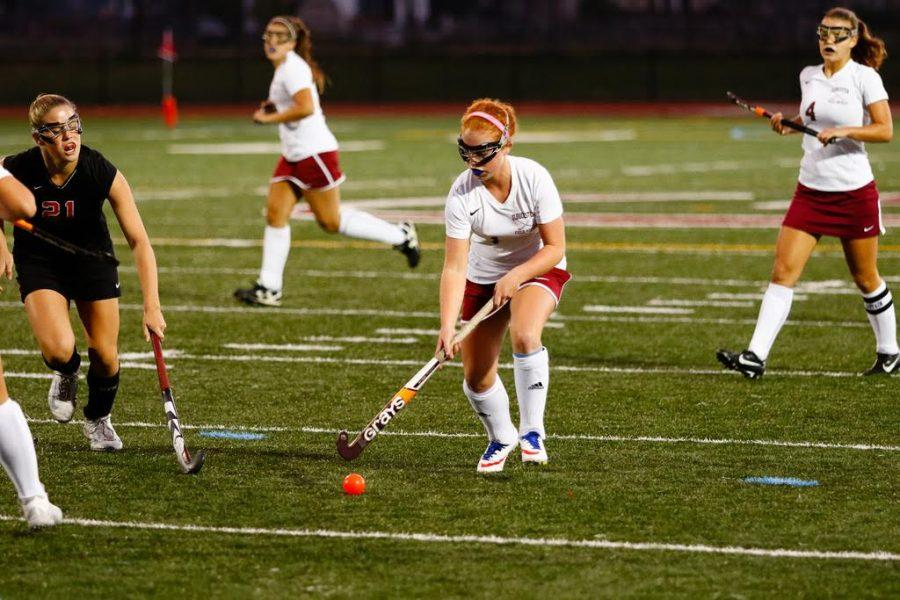 Field hockey bounces back
