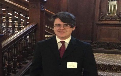 Skalski wins Harvard Book Award