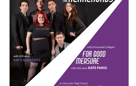 Acapella concert to benefit GHS Theatre Program