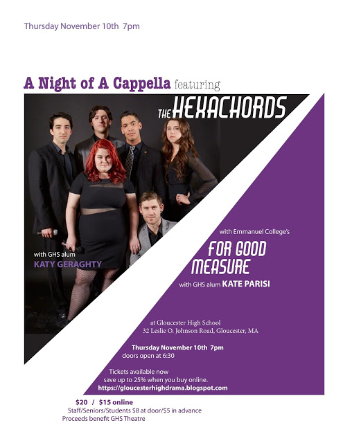 Acapella+concert+to+benefit+GHS+Theatre+Program