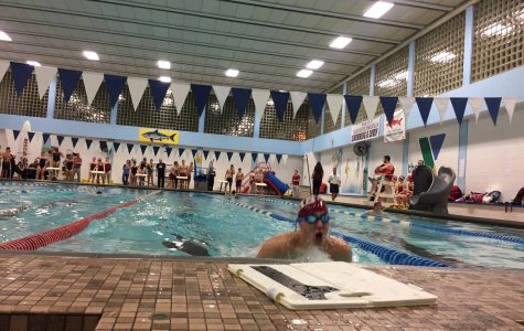 Swim team shows promise for upcoming season