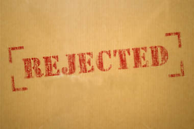 Opinion: My rejection story