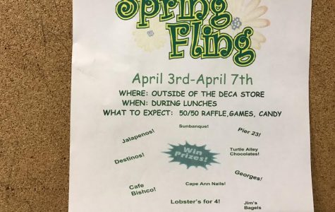 Spring Fling fundraiser to benefit DECA trip to nationals